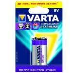 Varta Batterie Professional Lithium 9V E-Block 6122
