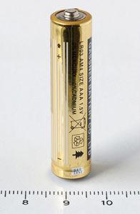 Micro AAA Batterie LR03