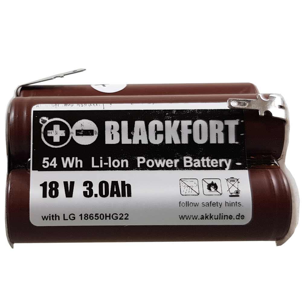 18V Li-Ion Akku BF16043 mit 3,0A 54Wh