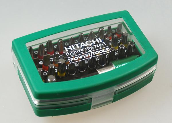 32-teiliges Bit-Set von Hitachi zu