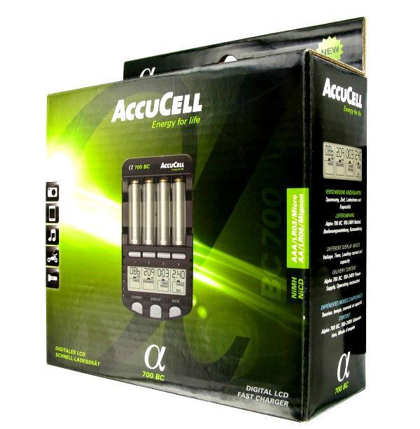 AccuCell Alpha700 Karton