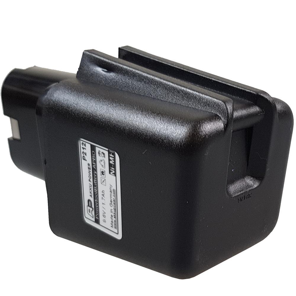 Akku für Bosch 2607335176 (P212) liegend