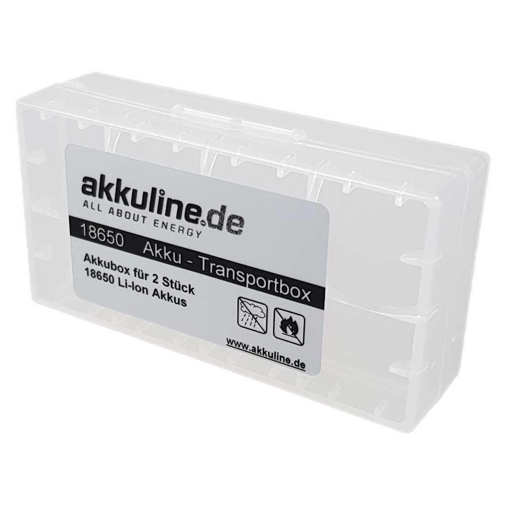Akkubox für 18650 2