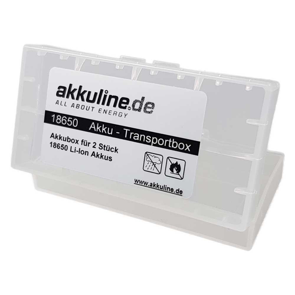 Akkubox für 18650 5
