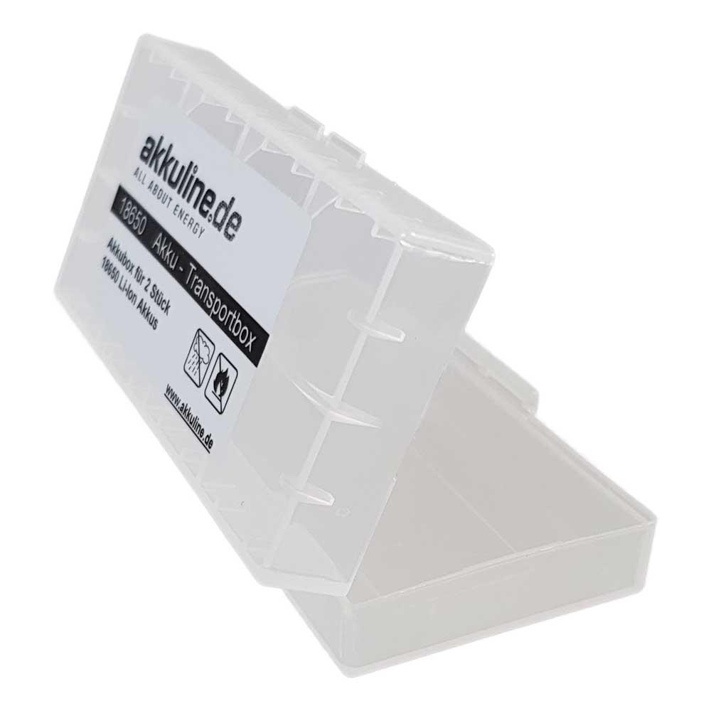 Akkubox für 18650 6