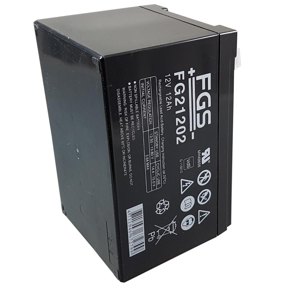 Auslaufsichere FGS21202 Bleibatterie