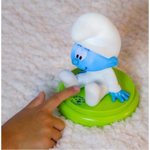 Baby Schlumpf Mobiles Nachtlicht mit Touchsen