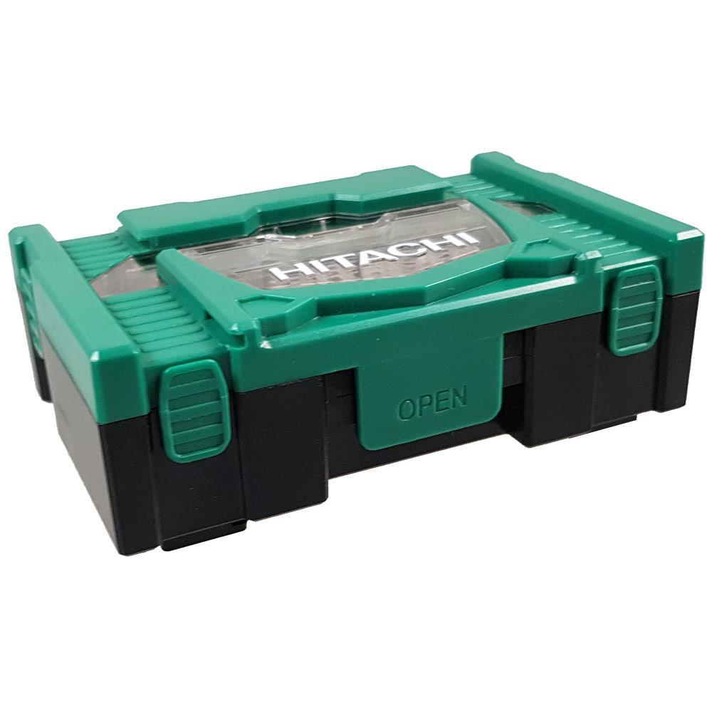 Bitset 32 Teile, stapelbarer Box, Hitachi