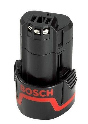 Bosch 10,8 V-Stabakkupack mit ECP