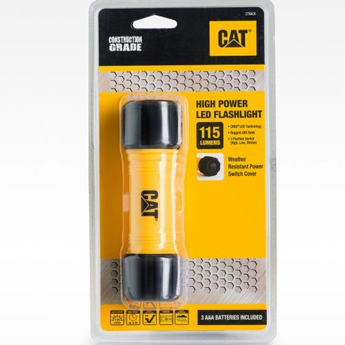 CAT High Power Taschenlampe CTRACK