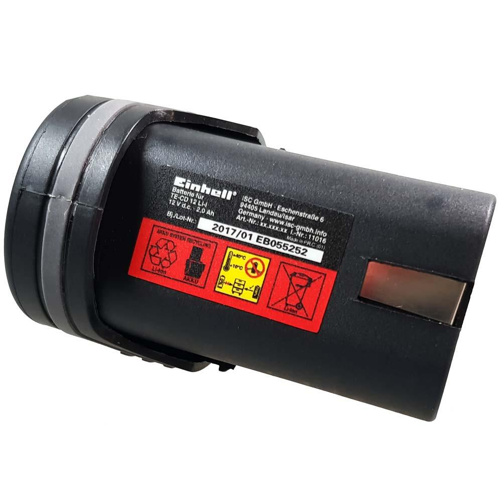 Einhell TE-CD 12 Li-i Accu-Pack 2Ah - 11016