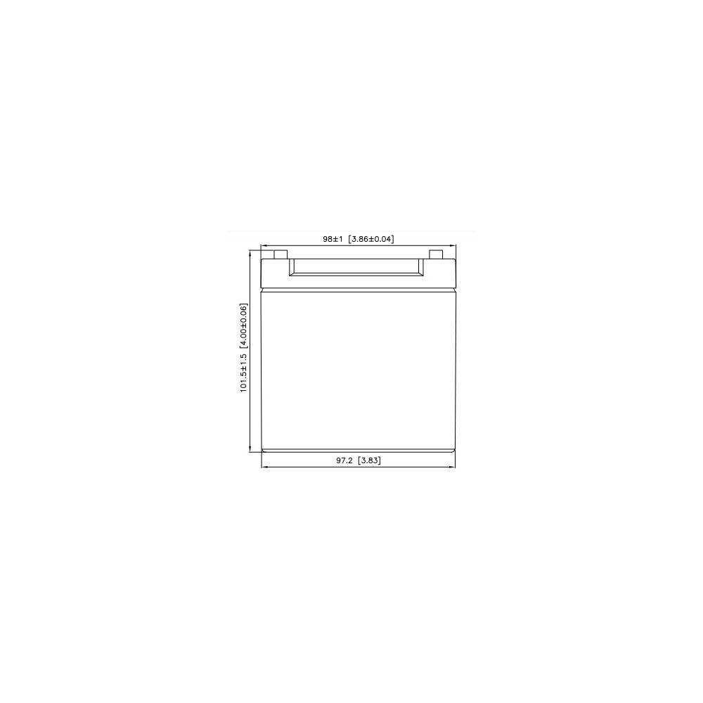 EVH 12150 Seitenansicht
