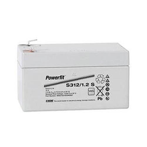 Exide Powerfit Bleiakku S312/1.2S  12V 1,2Ah