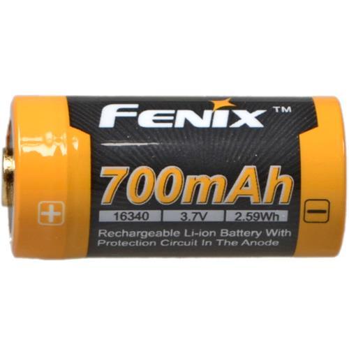 Fenix 16340 R-CR123A Li-Ionen Akku mit 3,7V