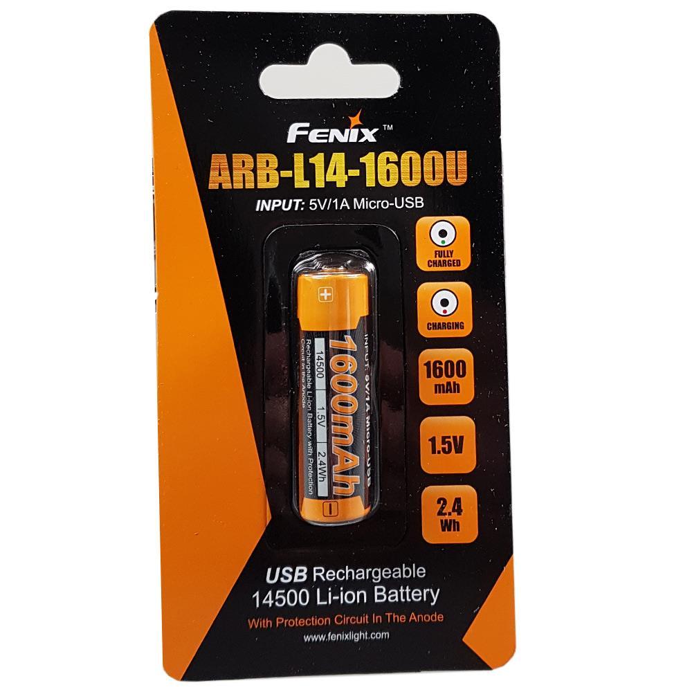 Fenix ARB-L14-1600U Verpackung vorn