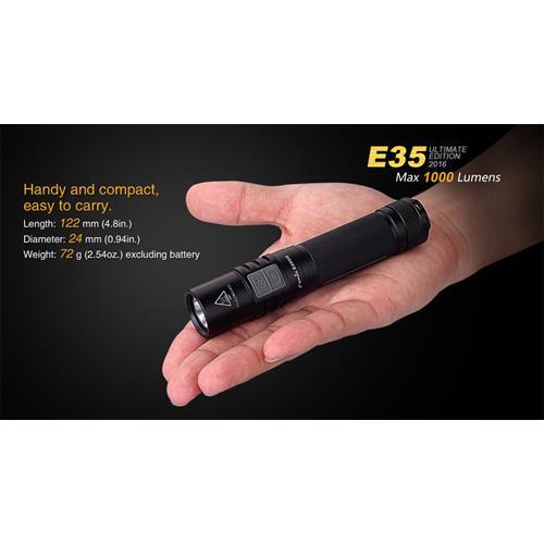 Fenix E35UE Cree XM-L2 U2 Ultimate Edition