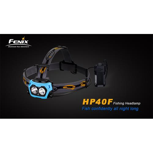 Fenix HP40F Fishing LED Stirnlampe