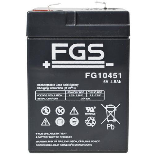 FGS Bleiakku FG10451