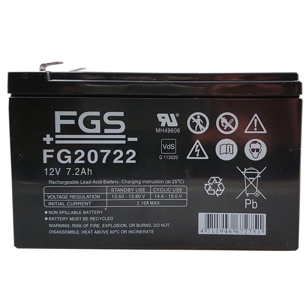 FGS Bleigelakku FG20722 Ansicht frontal
