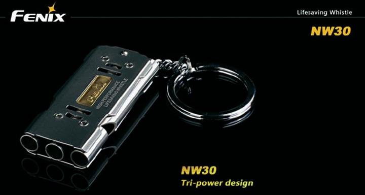 Fnix NW30 Pfeife mit 3 Klangkörpern
