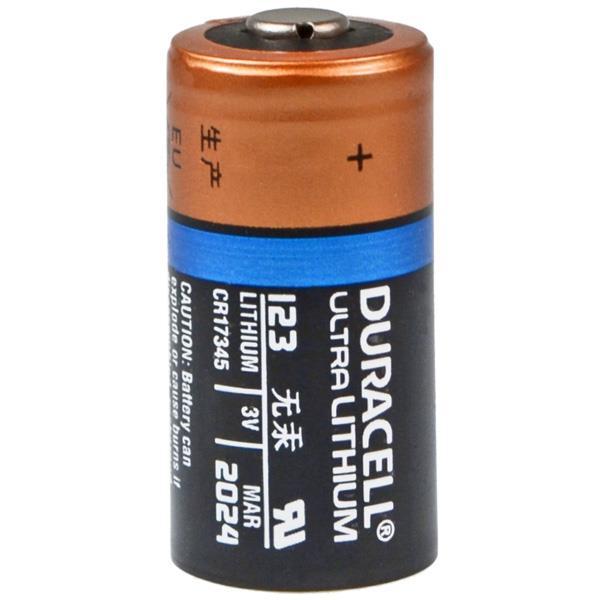 Fotobatterie CR17345 von Duracell