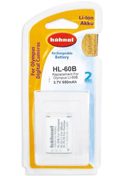 Hähnel Ersatzakku HL-60B