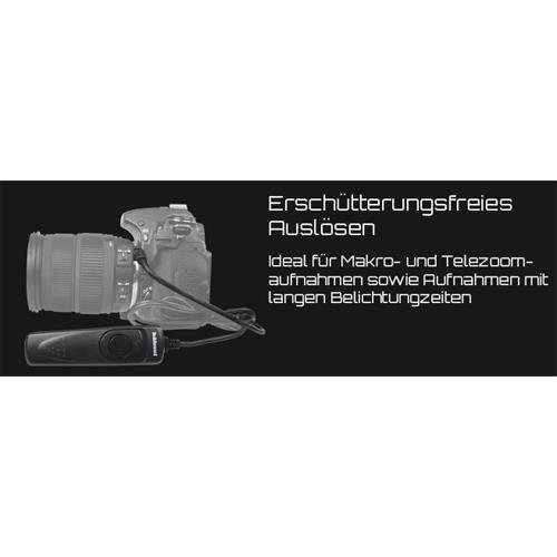 Hähnel Fernauslöser für Olympus/Panasonic