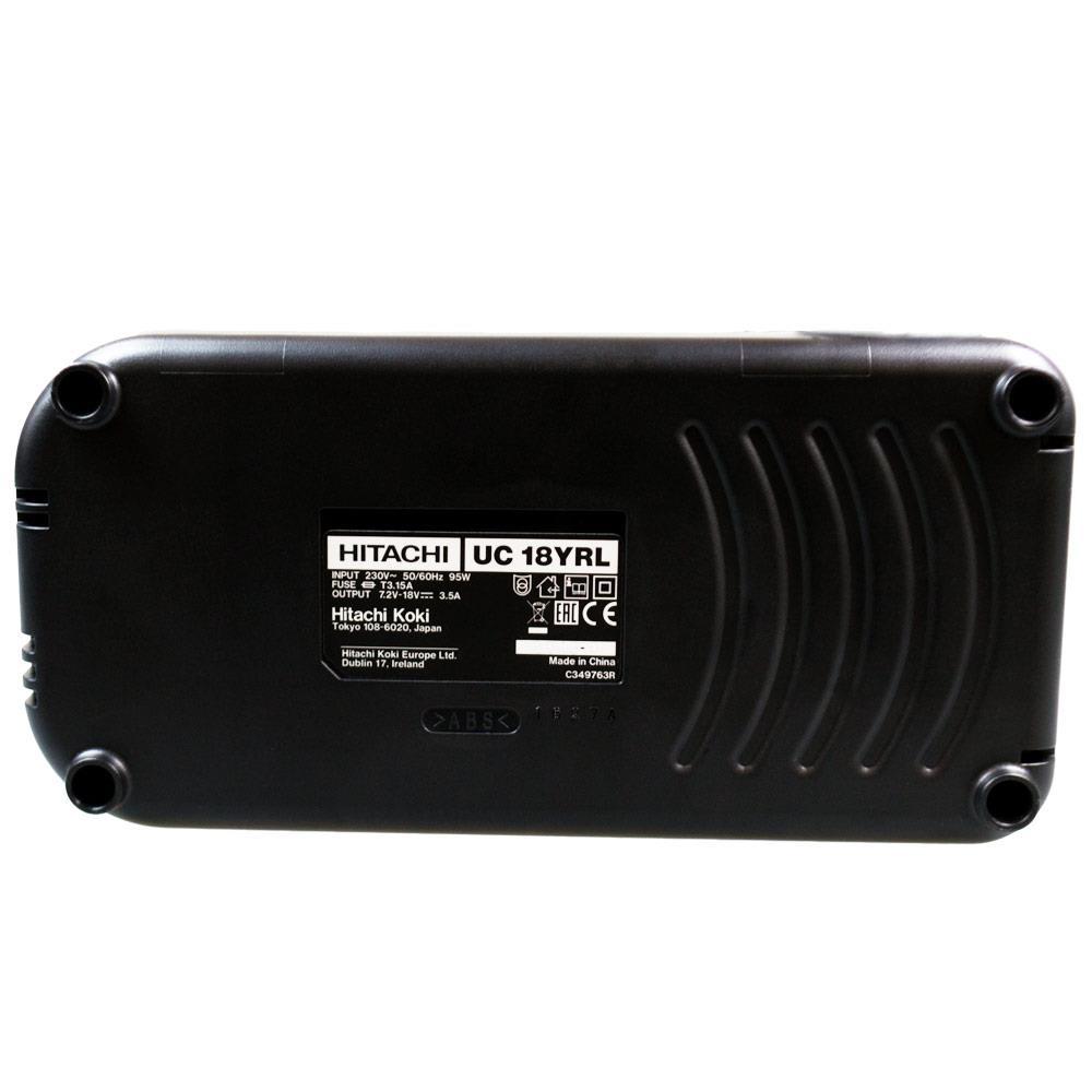 Hitachi Werkzeug-Ladegerät UC 18YRL Akkulader