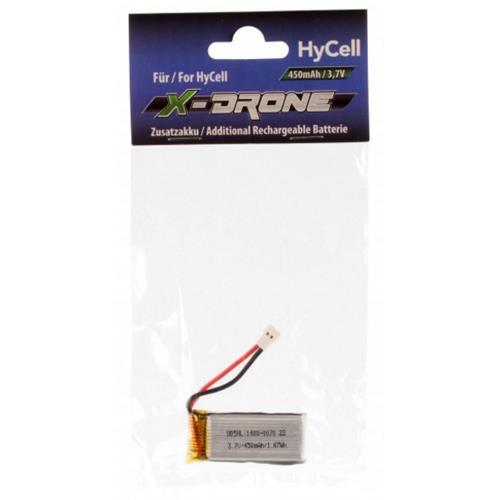 Hycell Ersatzakkupack LiPo 450 mAh