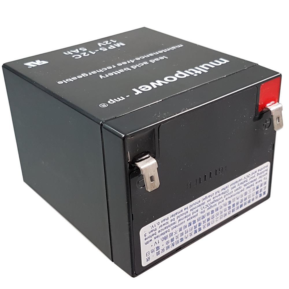 Kontakte vom Multipower MP5-12C Bleiakku