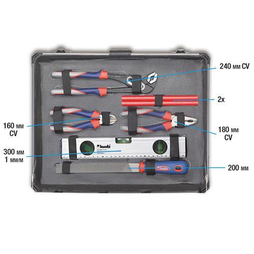 KWB 99-tlg. Handwekzeug-Set (370760)
