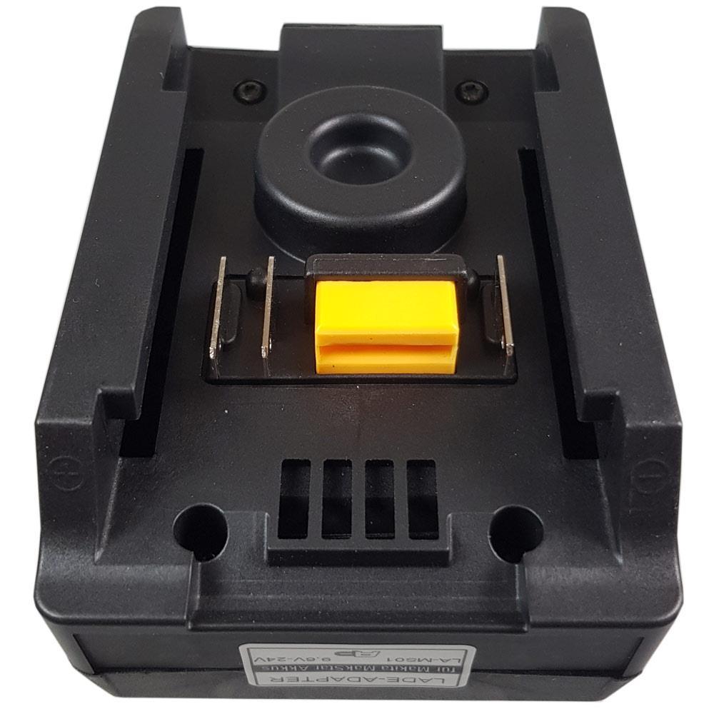 LA-MA/MS01 / Lade-Adapter f. Makita frontal