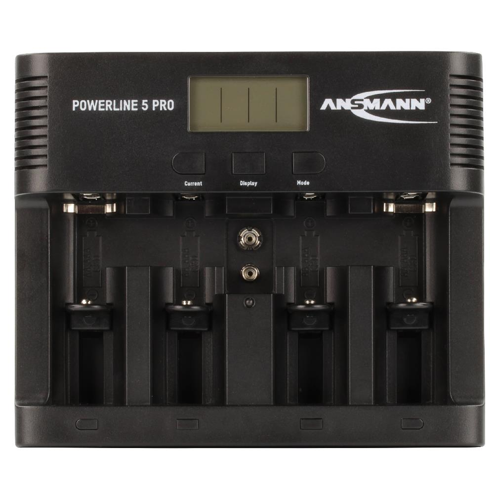 Ladegerät Powerline 5 Pro