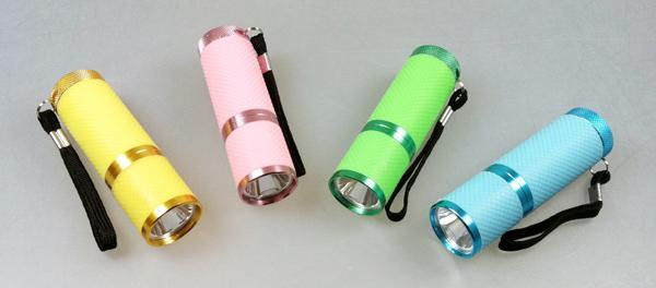 NLED-3W verschiedene Farben