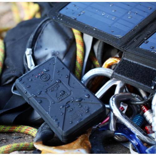 Noco XGrid Powerbank XGB12 mit Solarpanel