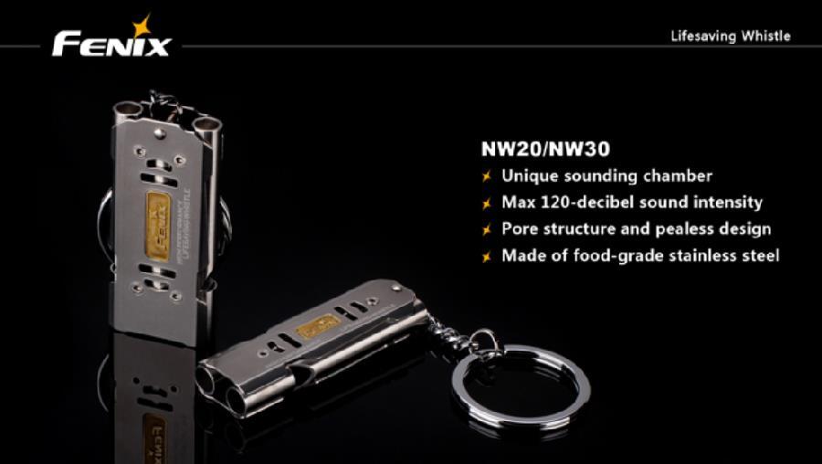 NW30 Pfeife von Fenix
