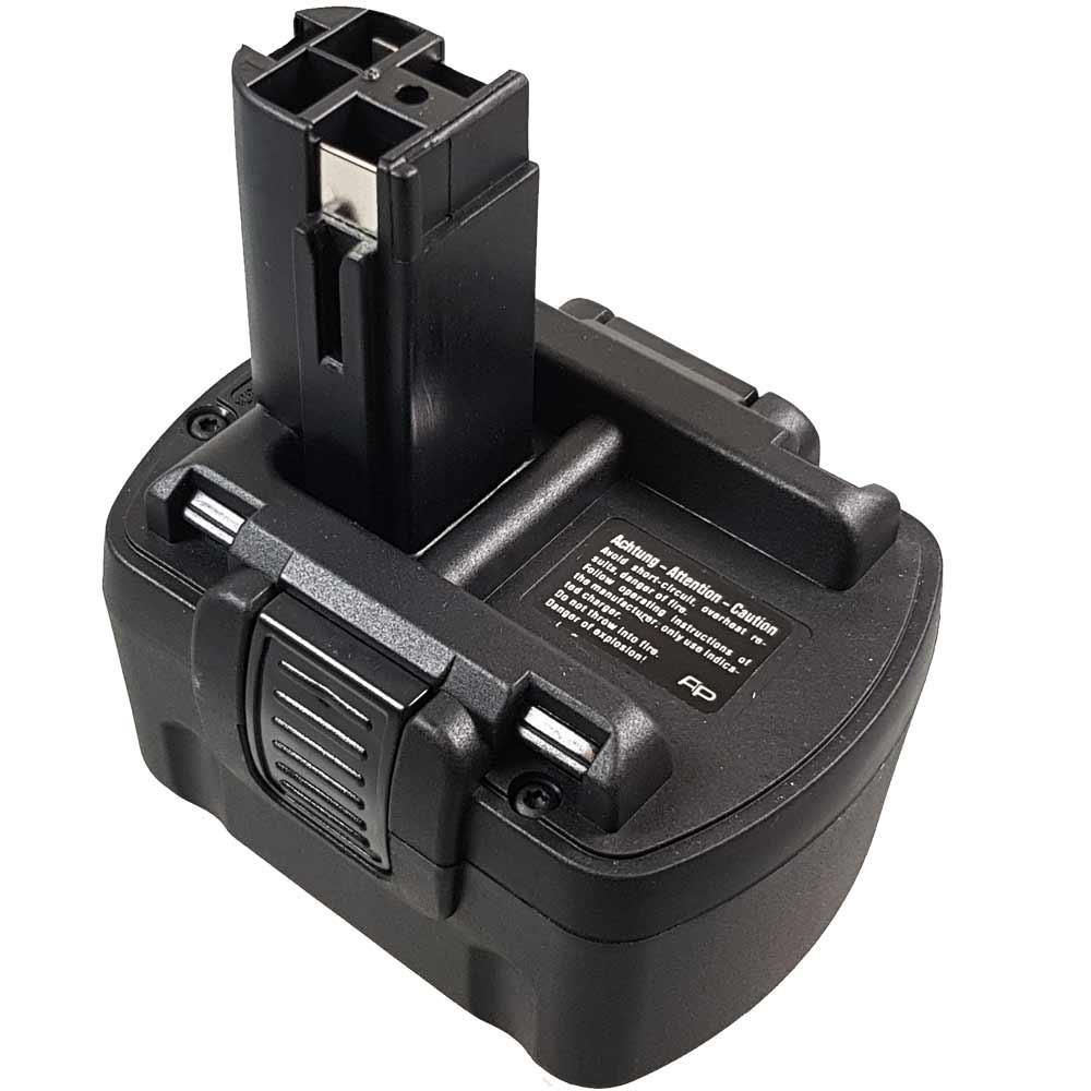 P2102 Ersatzakku passend für Bosch 2607335264