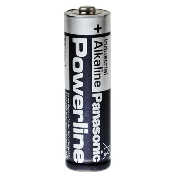 Panasonic Mignon Batterie PowerLine-Alkaline
