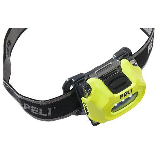 Peli 2745Z0 LED Kopfleuchte gelb