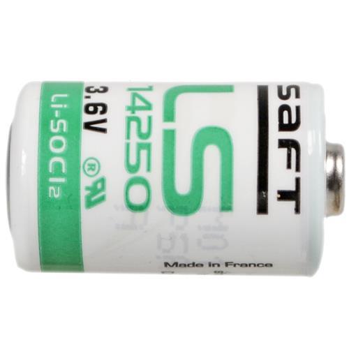 Saft 1/2 AA Lithium Batterie