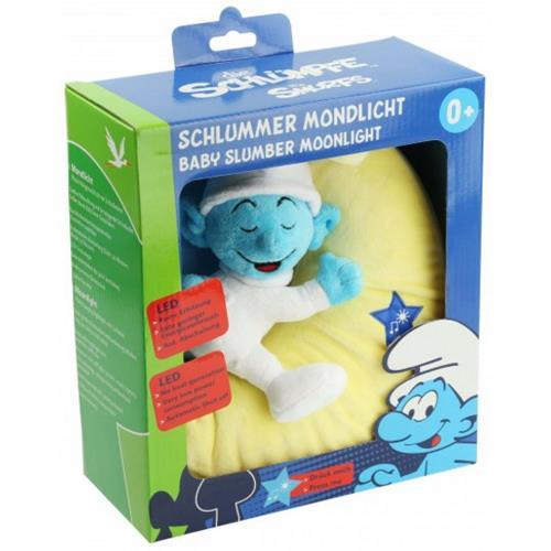 Schlummer-Mondlichtlicht Baby Schlumpf