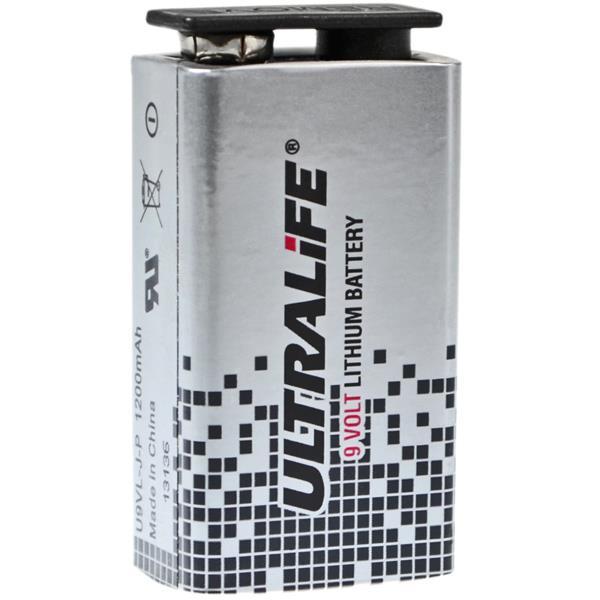 Ultralife U9VL 9 Volt Lithium Block Batterie