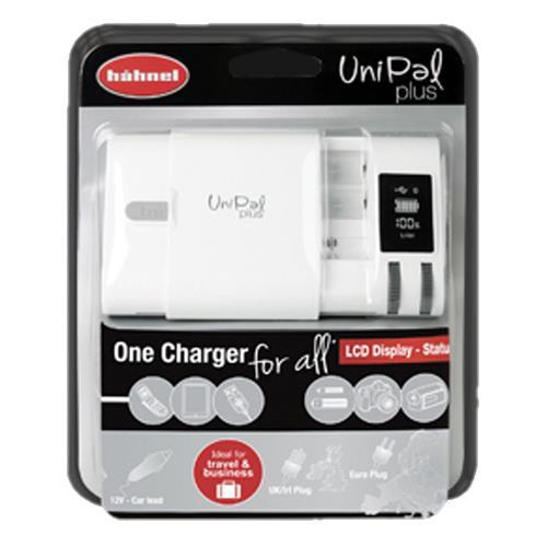UniPal Plus Universal Ladegerät inkl. Adapter