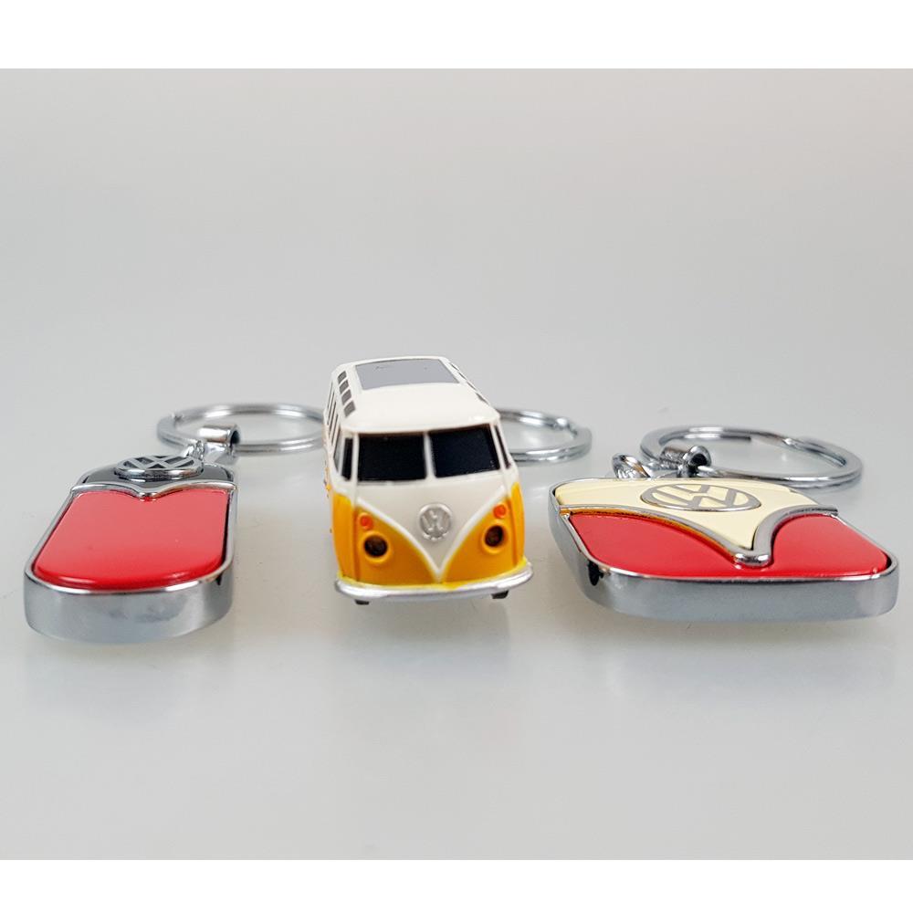 VW Schlüsselanhänger im 3er Set, Fanartikel