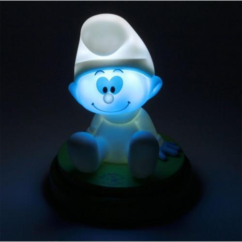 Wunderschön illuminierte 3D-Figur