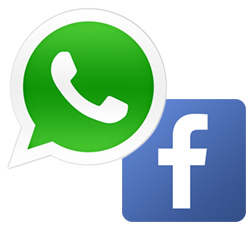 Kontaktieren Sie das Akkuline Team per WhatsApp oder Facebook