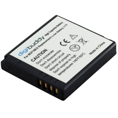 Akku passend für Panasonic DMW-BCF10E 3,7Volt 750mAh Li-Ion (kein Original)