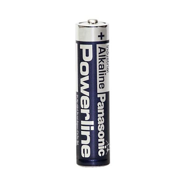 Panasonic Micro Batterie PowerLine-Alkaline LR03