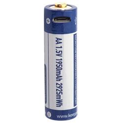 Keeppower 1.5V Li-Ion P1450U1 1,95Ah Test, erreichte Zeit: 207 Min.