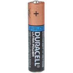 Duracell Ultra Power AAA Micro Test, erreichte Zeit: 53 Min.